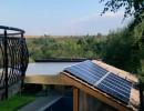 Хибридна соларна система - 12kW