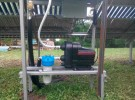 Соларна система за затопляне на басейн с 80 m3 вода