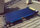 Solar hot-water system (vacuum-tube) 100 liters mounted in Yablanitsa city