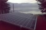 Автономна соларна система - 1 kW off grid