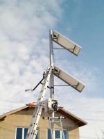 Автономно захранване на система за видеонаблюдение
