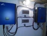 Автономна трифазна хибридна система - 20kW
