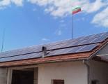 Мрежова соларна система - 30kW