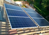 Автономна хибридна соларна система - 10kW