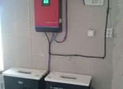 Автономна хибридна соларна система - 4kW