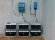 Автономна хибридна система - 5 kW - с. Долно Озирово, общ. Вършец