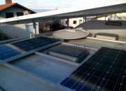 Автономна система върху покрив на автомобил