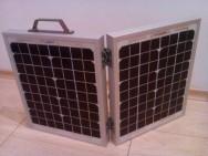 Соларен куфар - 20W с акумулатор