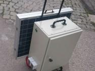 Мобилна соларна система - 1000 W