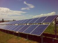 Photovoltaic plant Choba