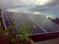 Автономна соларна система - 1 kW off grid, панели TPS 105 220 W
